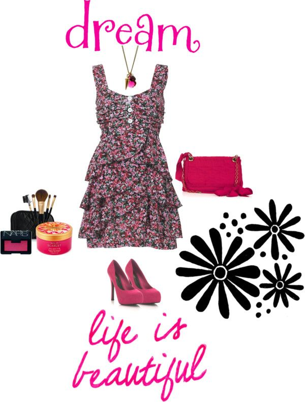 """""""Life is Beautiful"""" by ginger ❤ liked on Polyvore"""