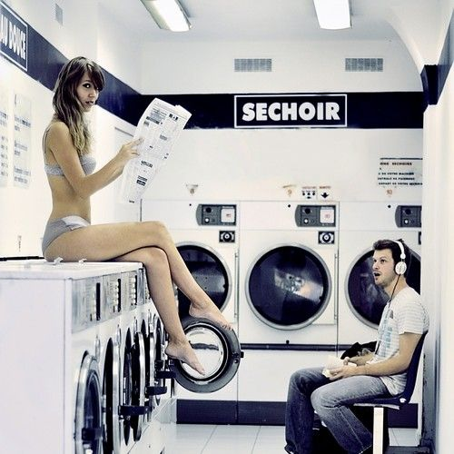 Omg I Need To Bring My Laundry To The Laundromat My Beautiful Laundrette Photoshoot Concept Glamour Shoot