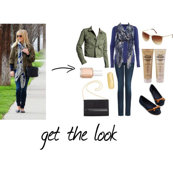 Get the Look: Reese Witherspoon