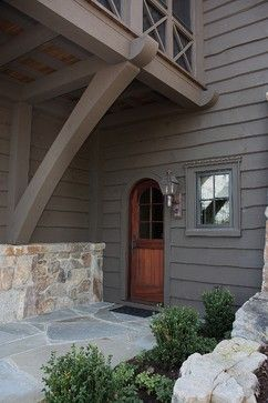 Wavy Cedar Siding Design Ideas, Pictures, Remodel, and Decor – page 2