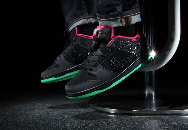 visite de dégagement Premier X Nike Dunk High Sb Pro Lumières Du Nord Livraison gratuite populaires prix incroyable vente réduction offres GxWeWwnu
