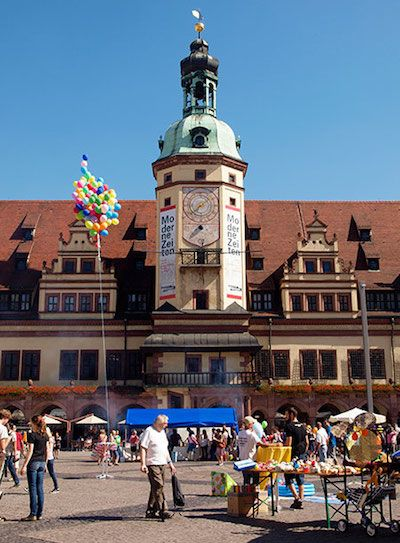 Wintergarten Dresden , Exploring Leipzig S Bach Museum Rathaus And Musical Trail
