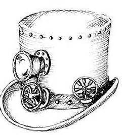Steampunk Gears Coloring Pages - Bing Images:   Стимпанк