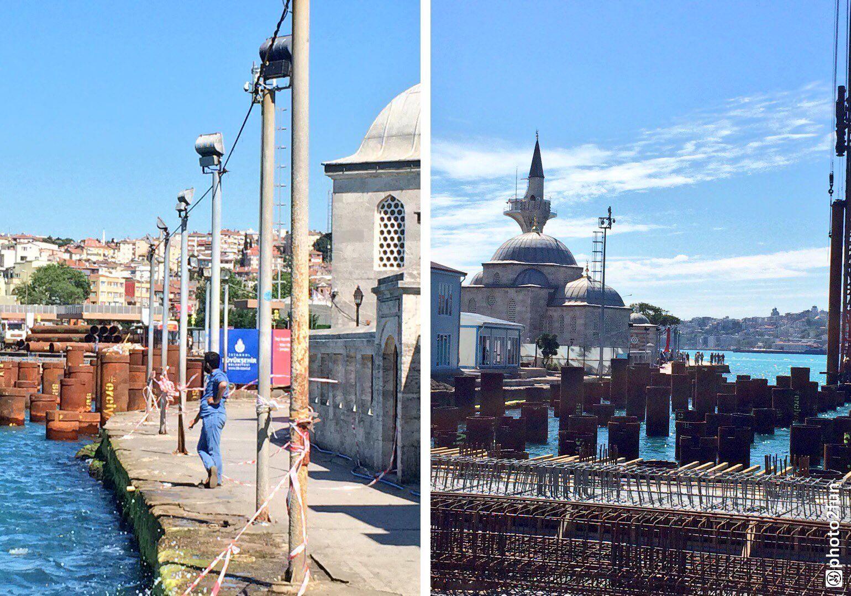 RT @carnafauna: Mimar Sinan'ın #Üsküdar sahiline bir mücevher gibi kondurduğu kıyı külliyesi Şemsi Paşa'nın betonla kuşatılmasına a https://t.co/qcecgB58He