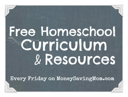 Free Homeschool Curriculum & Deals | Free printable worksheets ...