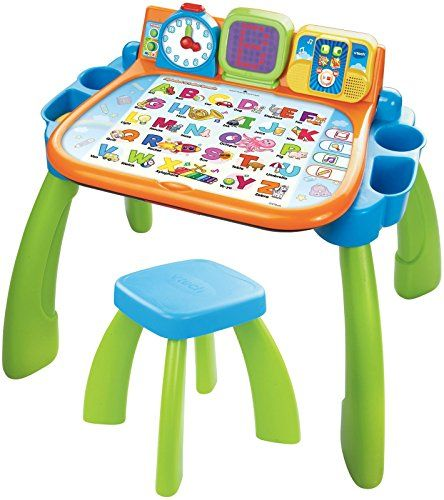 VTech Touch and Learn Activity Desk - http://www.rekomande.com/vtech-touch-and-learn-activity-desk/