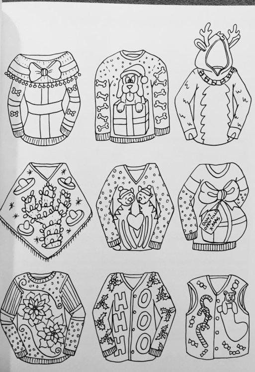 Pin On Coloring Pages Fashion