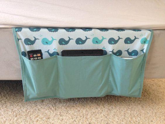 18+ Bed caddy organizer pattern ideas