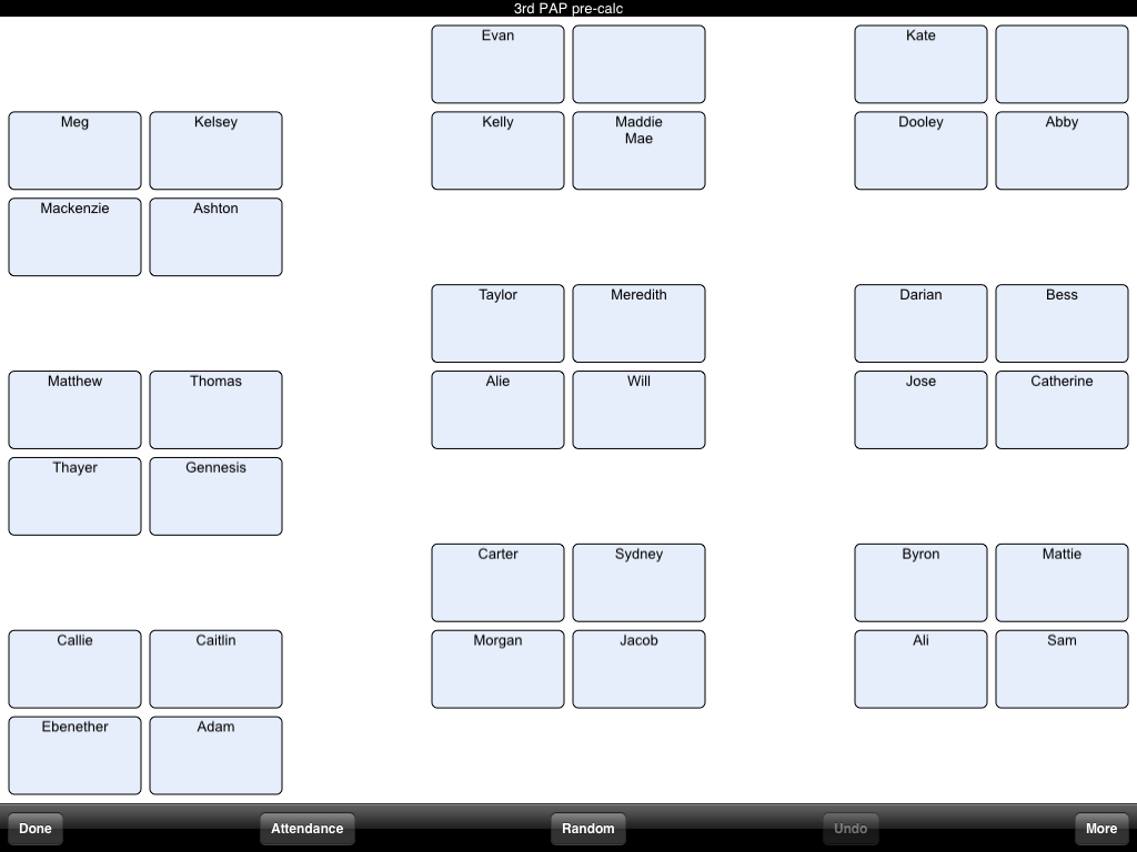 Seating Plan Template Classroom School Seating Plan Organise Your