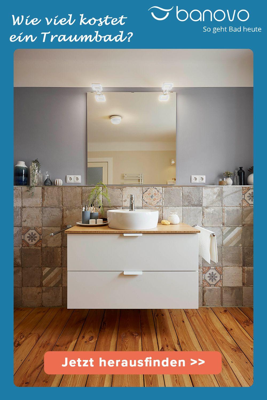 Was Kostet Ein Neues Bad Neues Bad Badezimmer Und Neues Badezimmer