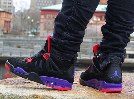 Épinglé par Robert Zelayandia sur cool shoes   Jordan 4, Chaussure ...