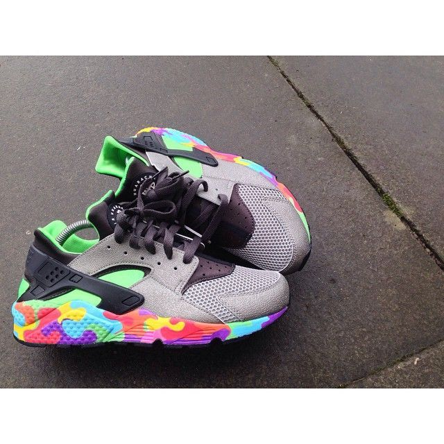 nike air huarache customize