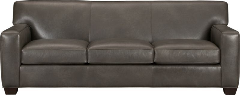 The Classic Modern Leather Sofa We Ve All Been Looking For In The Richest Most Supple Leather There With Images Leather Sleeper Sofa Stylish Sofa Bed Modern Leather Sofa