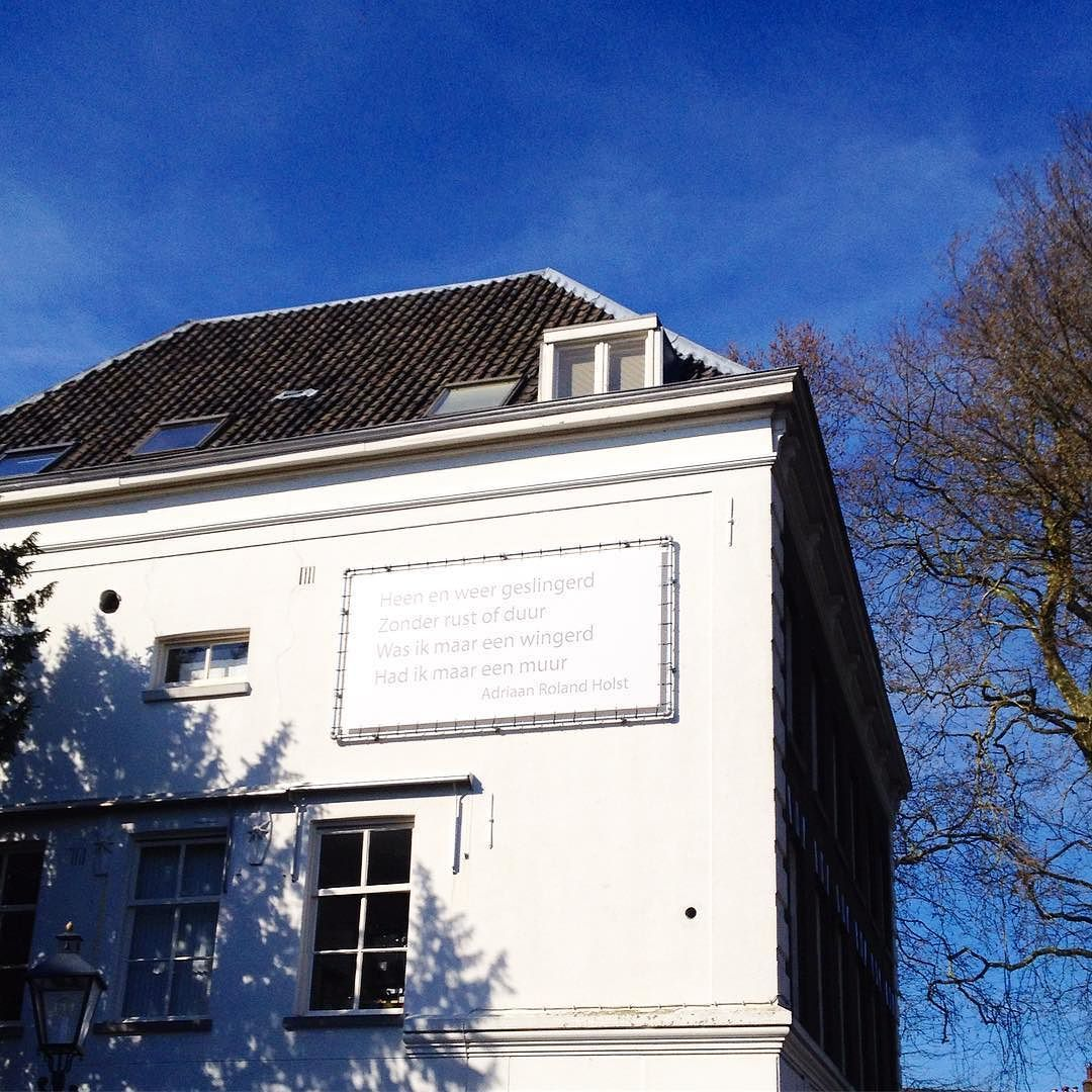 Misschien Wel Mijn Meest Favoriete Gevel In Utrecht Vanwege