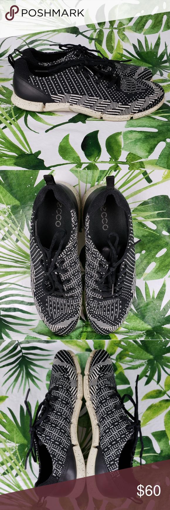 Ecco Danish Design Fashion Sneakers 39