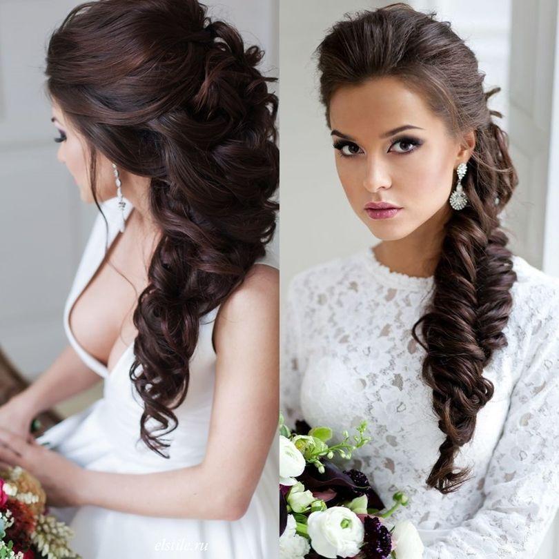 ślub Fryzury ślubne Warkocz ślub Wedding Braid Wedding Hairstyle