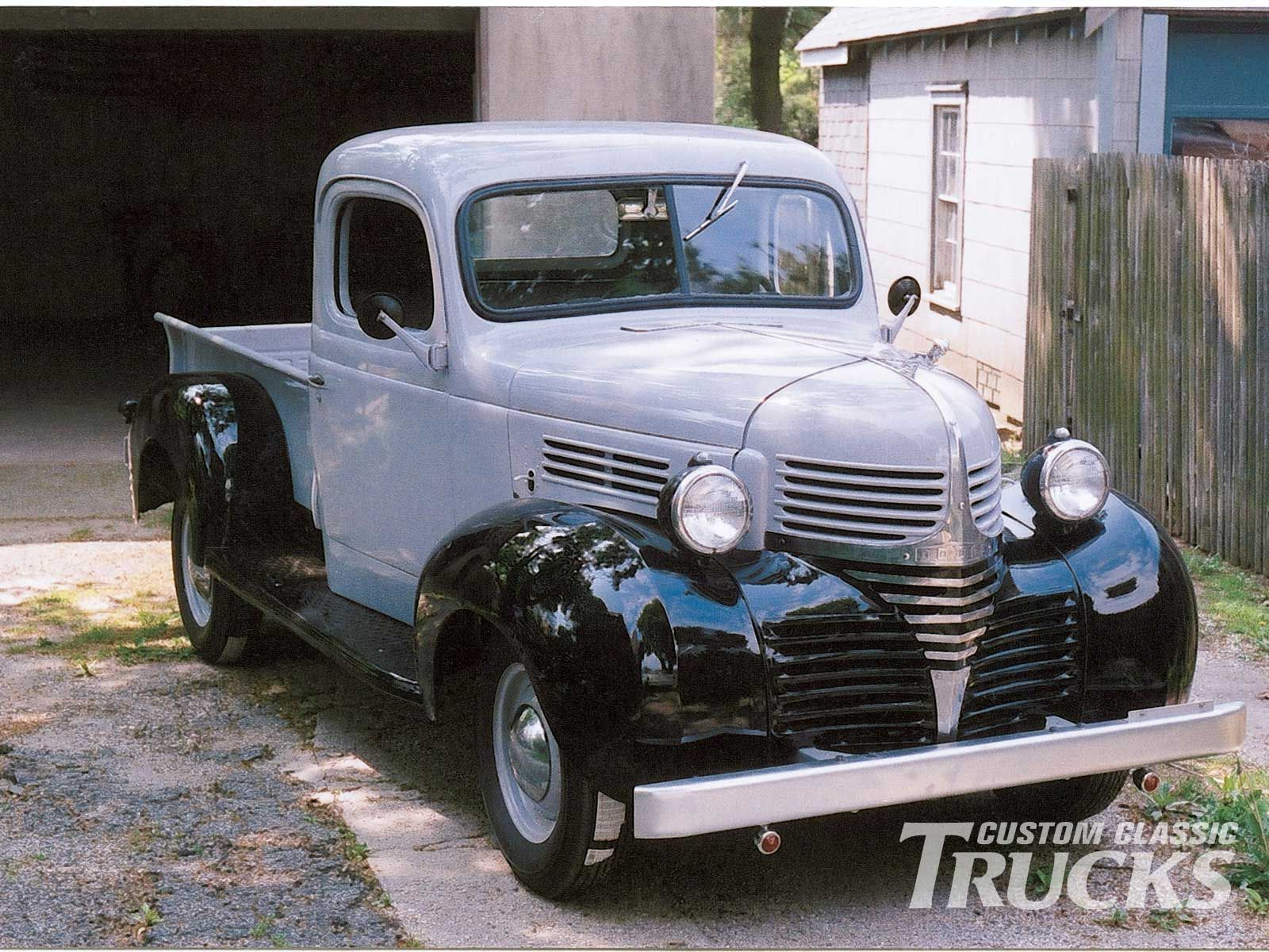 dodge antique vintage and classic pickup trucks and vans for sale. Cars Review. Best American Auto & Cars Review