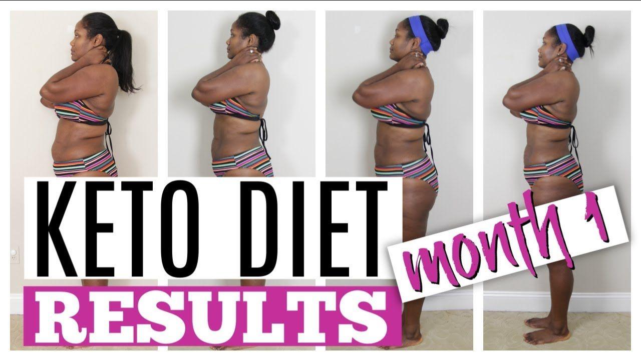 ketogenic diet 1 month