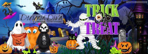 Cute Halloween Facebook Cover 3 Halloween Facebook Cover Facebook Cover Cover Pics For Facebook
