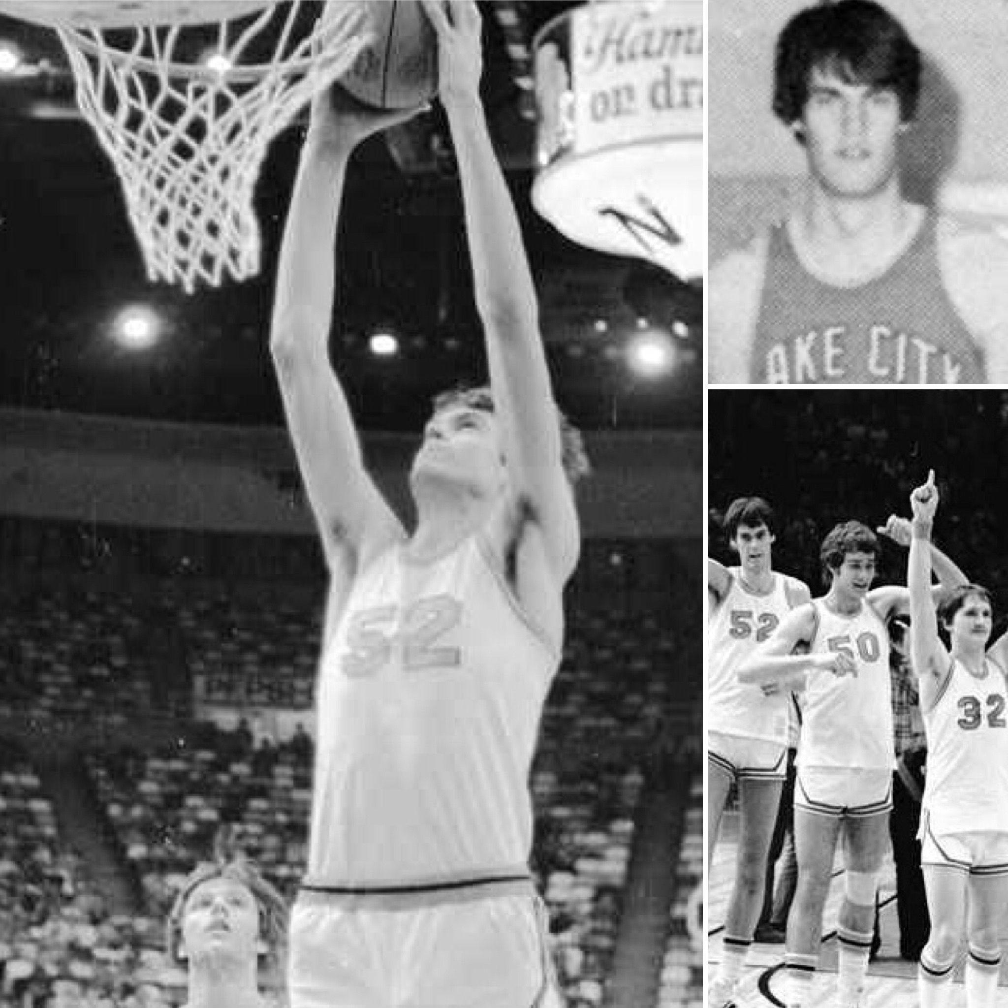 Former Gopher Legend Randy Breuer As A High School Player From