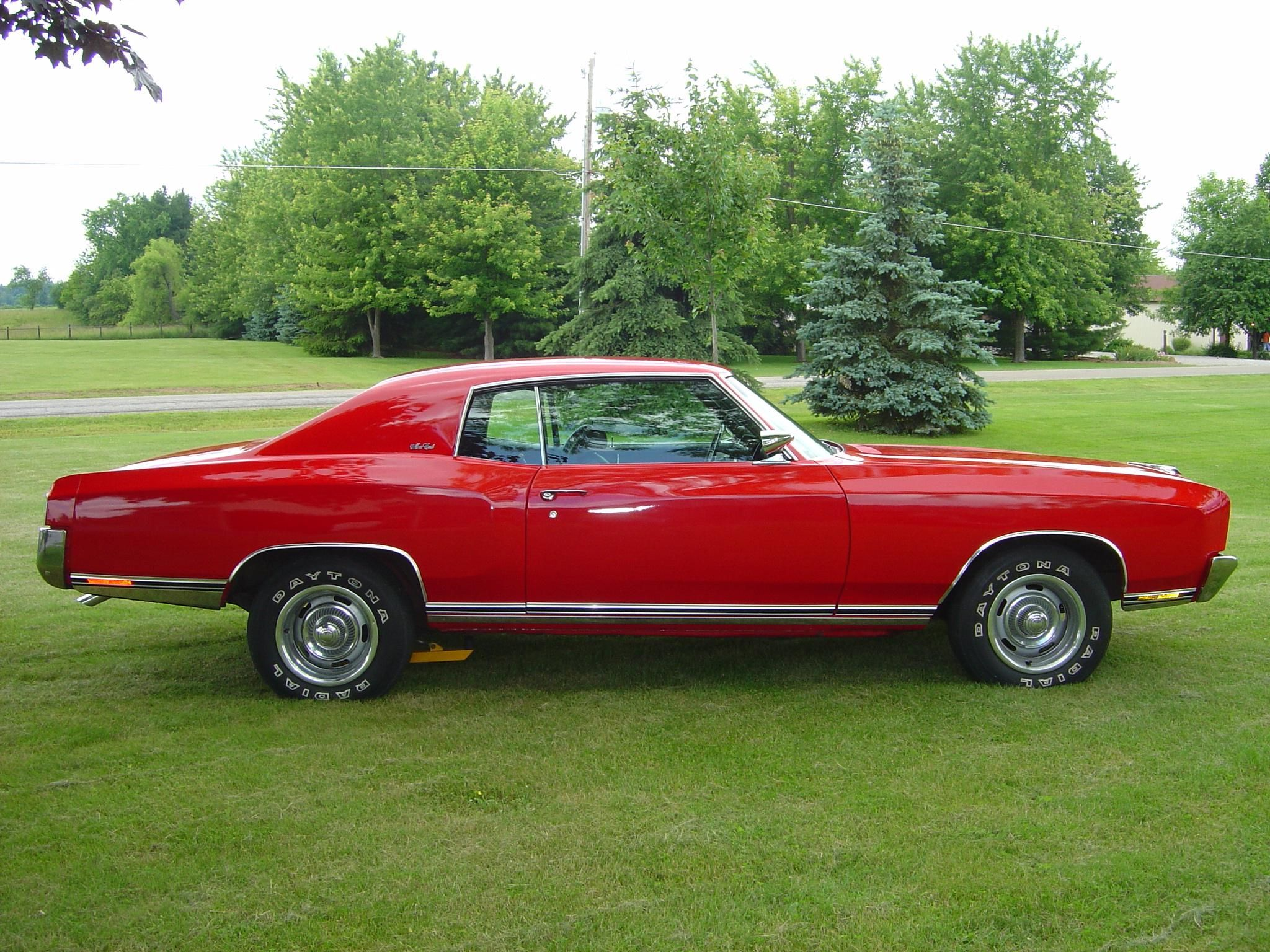 Autotrader Classics 1972 Chevrolet Monte Carlo Coupe Red 8 Cy Http Www A2zoffer Com Chevrolet Monte Carlo Classic Cars Trucks Hot Rods Monte Carlo