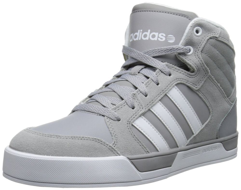 Details about ADIDAS Men's NEO Raleigh High Top Size 8
