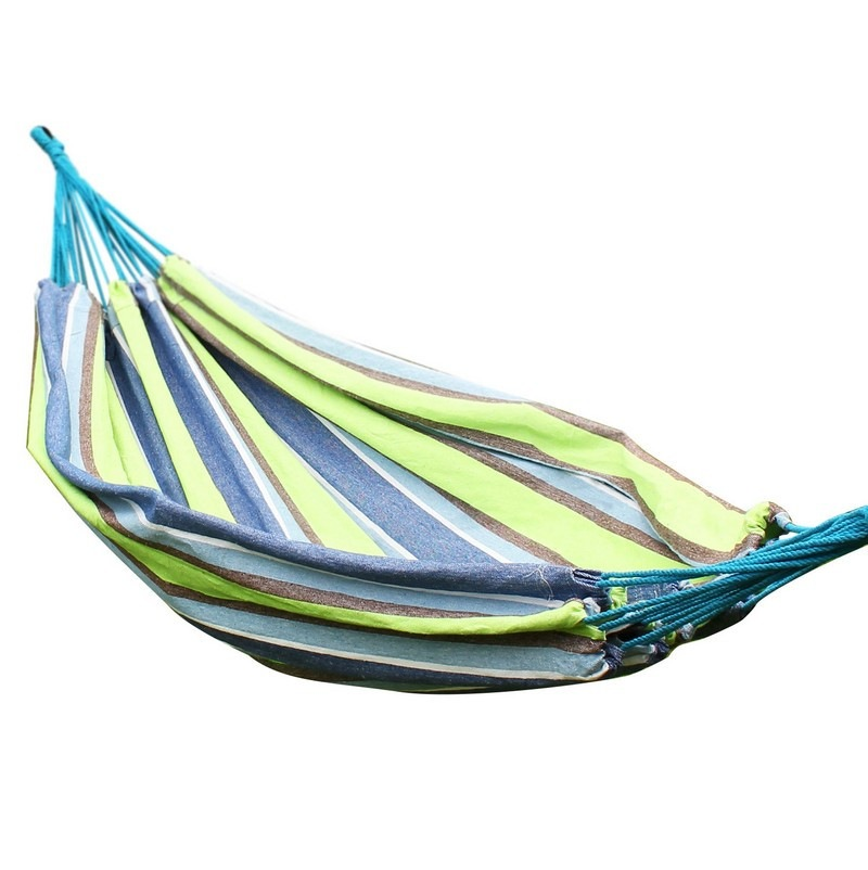 a hammock for a lazy day  this  fy and affordable hammock is just what your backyard or an camping trip has been missing  furnistar oasis green stripe hammock bed  63 inch wide   furnistar      rh   pinterest