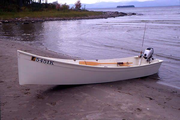 Pamet blue boat or something else?