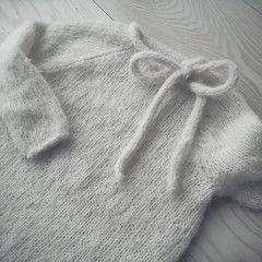 Photo of Myk genser / soft sweater (norwegian and english)