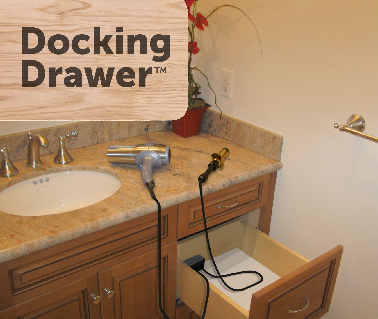 Style Drawer In Drawer Power Outlet Installations Are Easy And