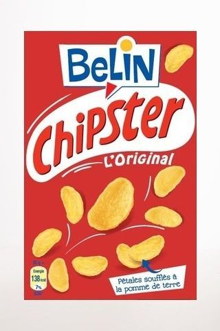 Chipster Belin - French Potato Chips