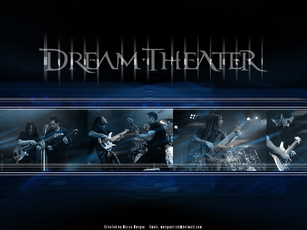 Dream Theater Wallpaper Music Pinterest