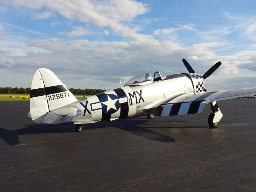 For Sale P 47 Thunderbolt Not Very Often These Come Onto The Market P 47 Thunderbolt Thunderbolt Fighter Aircraft