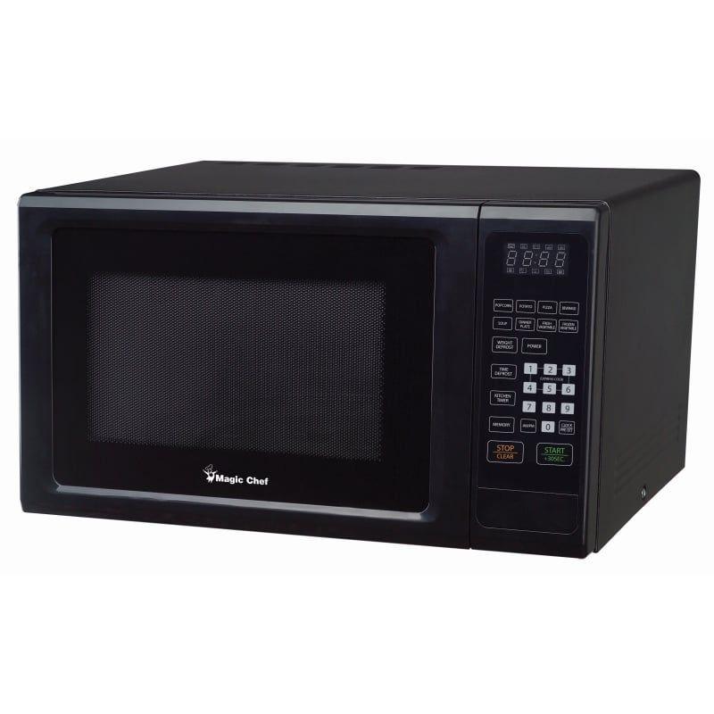 Magic Chef Mcm1110 20 Inch Wide 1 1 Cu Ft 1000 Watt Countertop