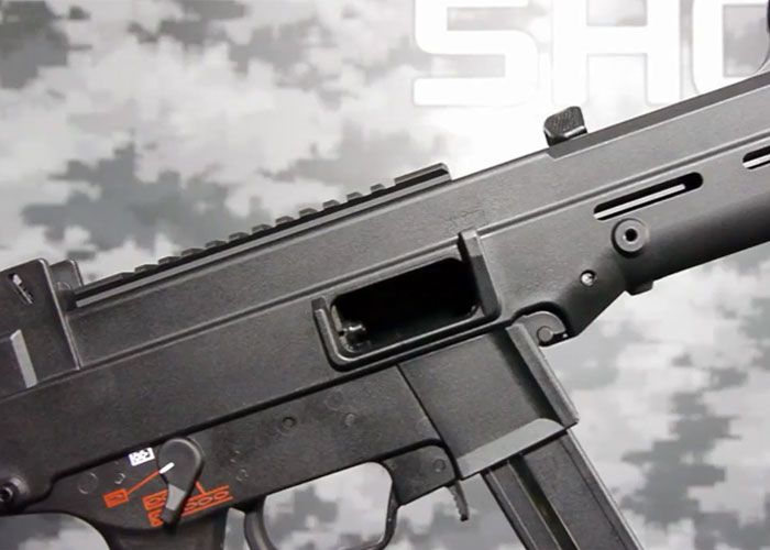 VFC UMP GBB Coming Soon To WGC Shop