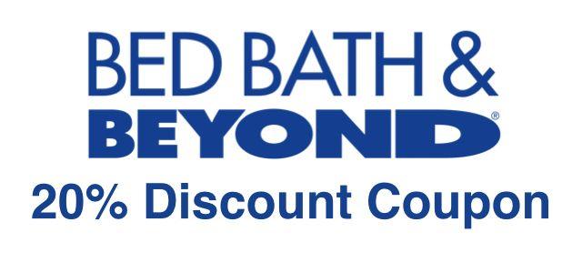 Bed Bath And Beyond Coupon, Printable Coupon, Coupon Code