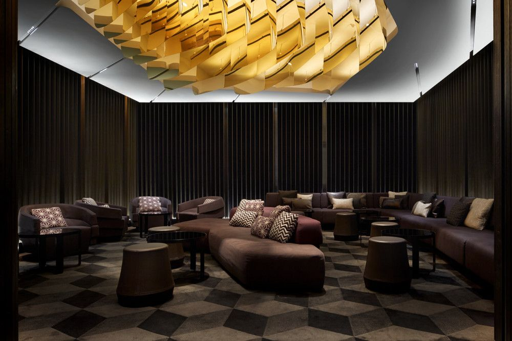 The Collins by Woods Bagot / London Design Journal / Peter Clarke Photography