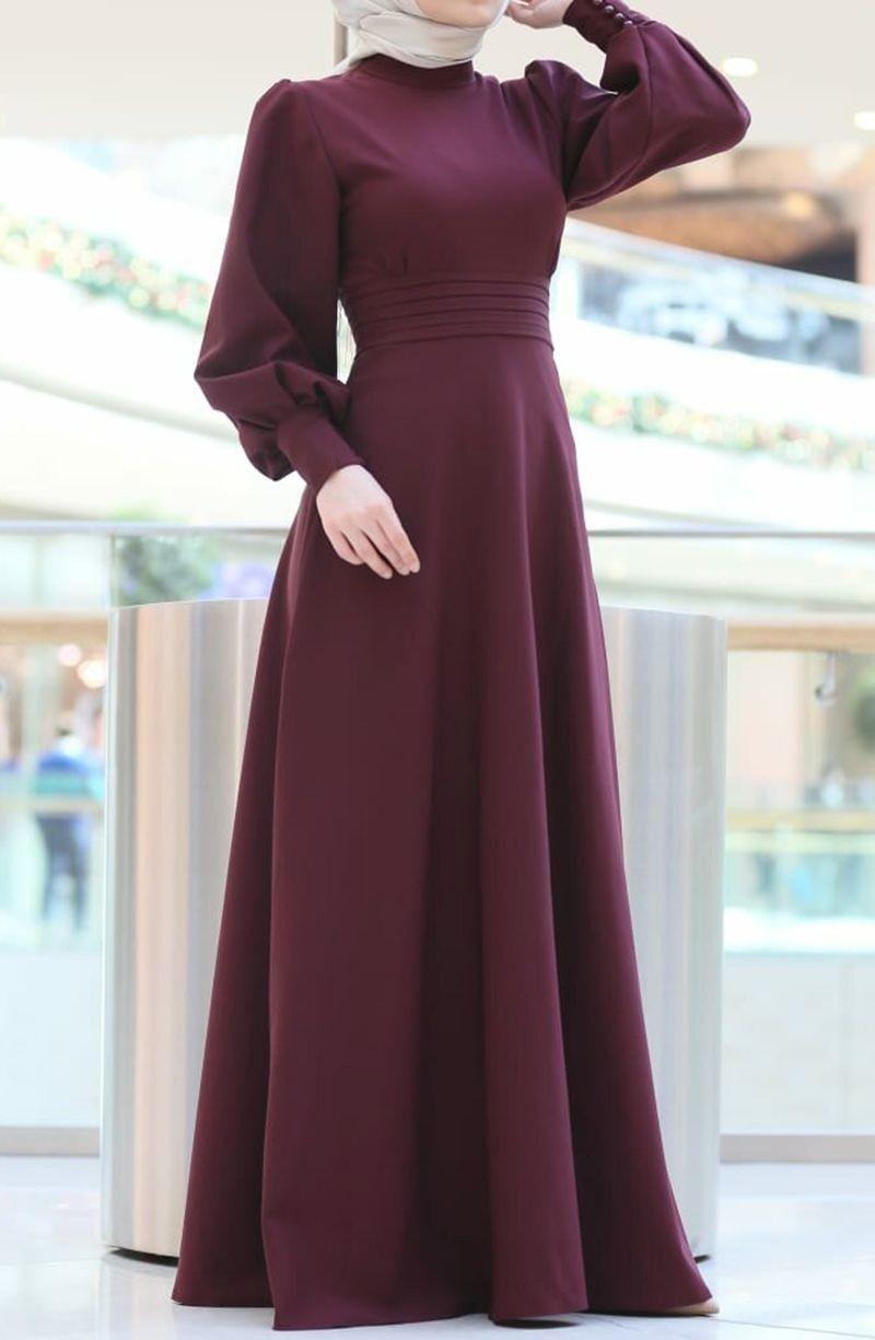 Ab Adli Kullanicinin My Folder Panosundaki Pin Elbise Islami Giyim Elbise Modelleri