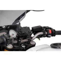 Photo of Quick Lock Navi-Halter Modellspezifisch Honda Cb 1100 Ex (speichenräder) Sw Motech