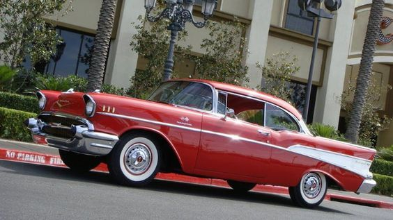 1957 Chevrolet Bel Air Fuelie 1 Chevrolet Bel Air 1957 Chevrolet Chevrolet