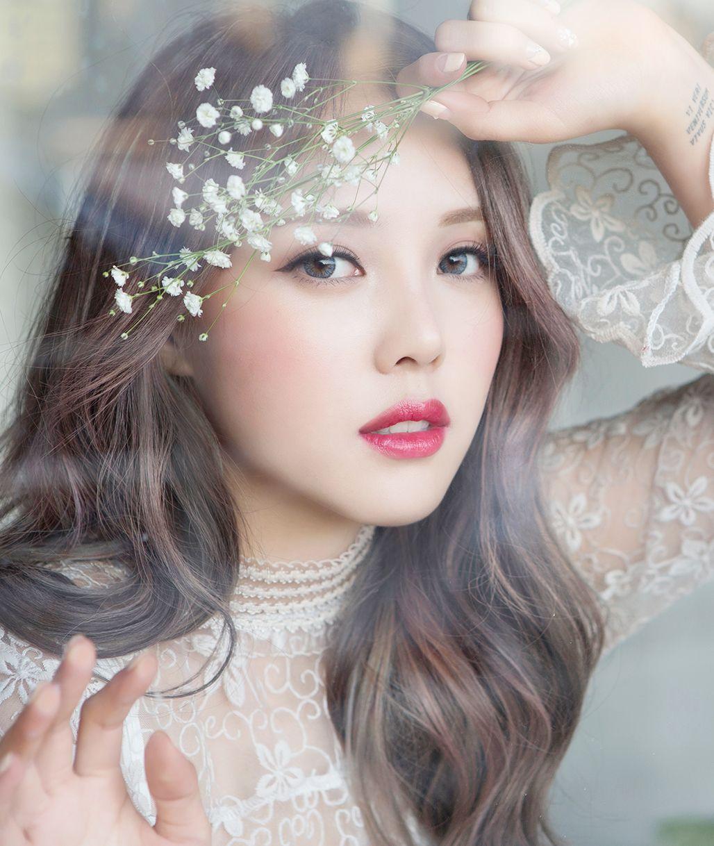 Pony Effect Makeup Pengantin Makeup Ala Korea Warna Bibir