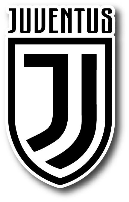 2.99 - Juventus Fc Italy Football Club Soccer Car Bumper Sticker Decal  3