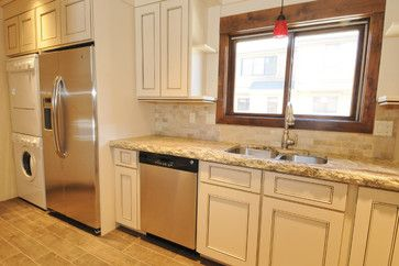 SBR Remodel   Traditional   Kitchen Cabinets   Denver   Creative Cabinetry  Corp
