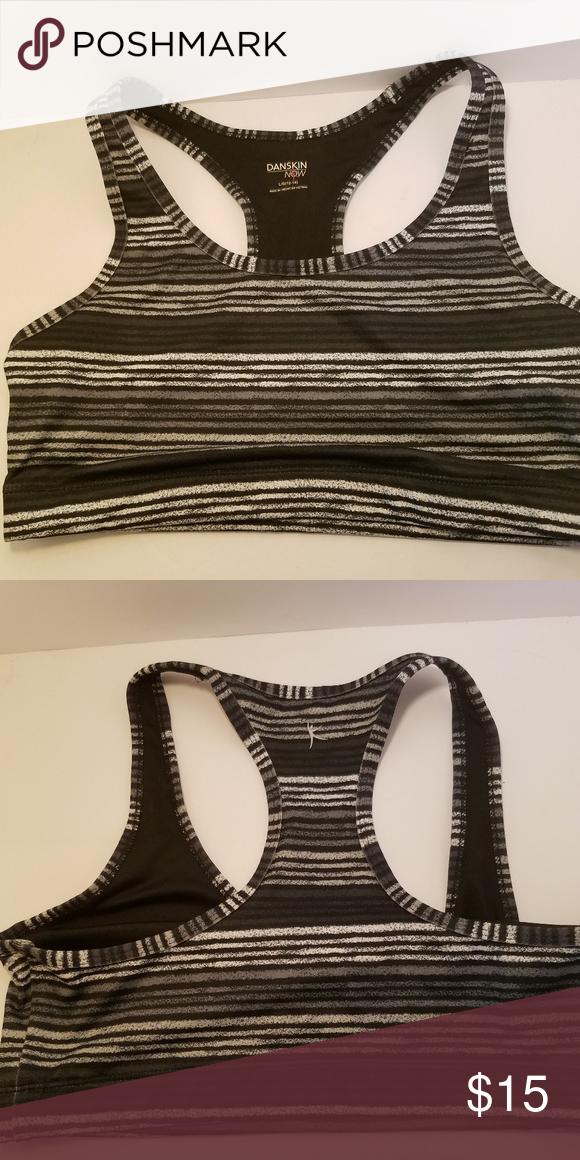 027b9c173b238b EUC Danskin sports bra L (12-14) Like new! Danskin Now Intimates & Sleepwear  Bras