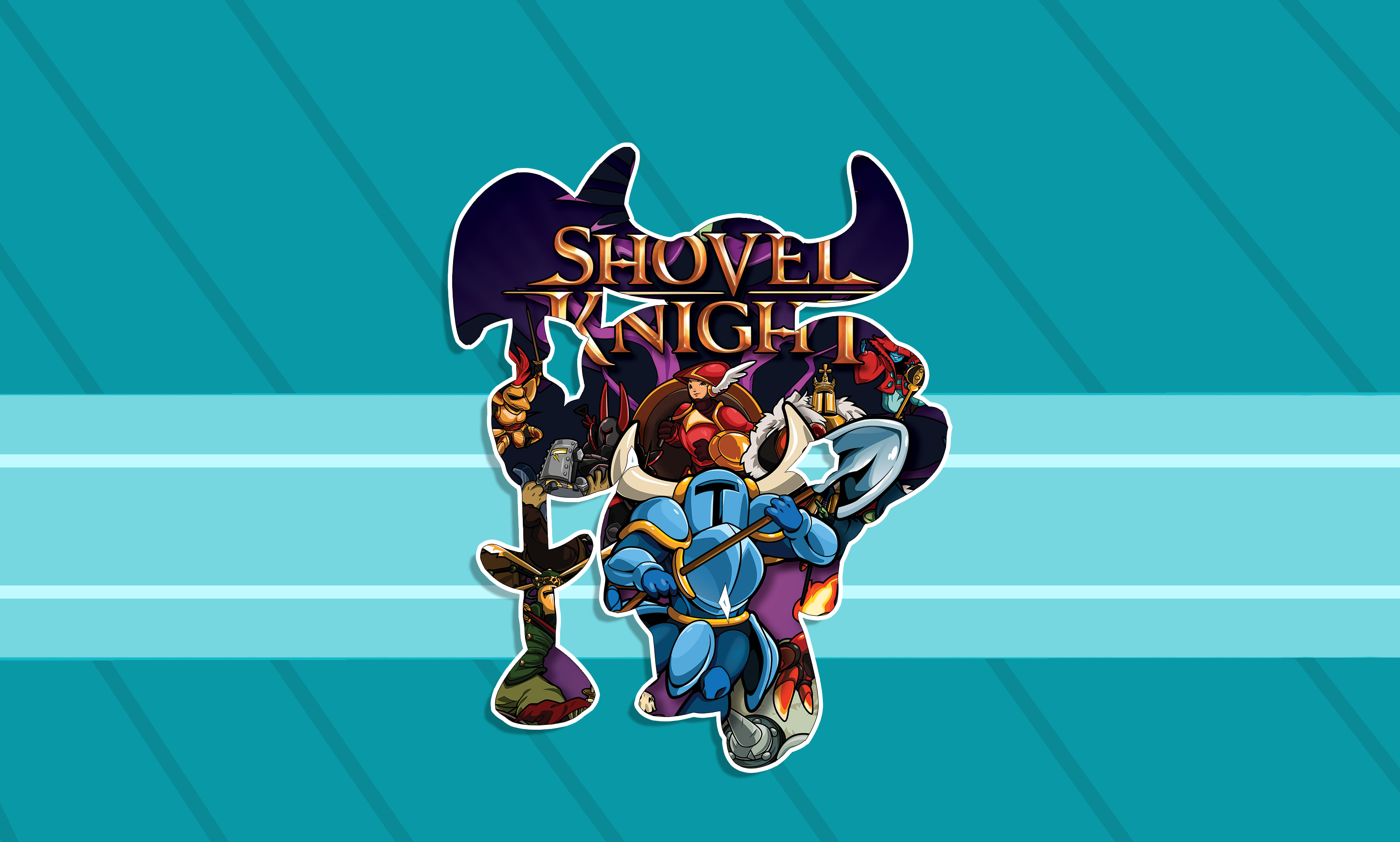 Shovel Knight Wallpaper I Made Music Indieartist Chicago