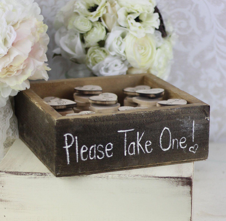 Rustic Wedding Favors Wood Heart Magnets Inside By Braggingbags Keywords Rusticweddings Jevelweddingplanning Follow