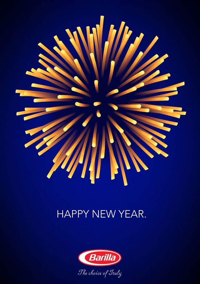 20 Most Creative New Year Advertisements Ads Creative Creative Advertising Print Advertising