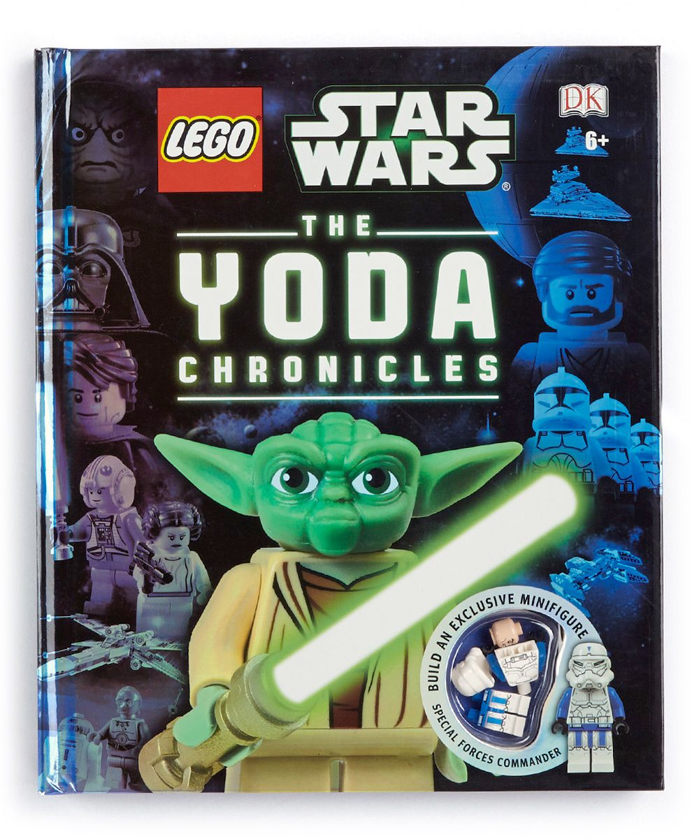 08a67961afff9 LEGO Star Wars  The Yoda Chronicles Hardcover