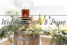 On this board, you will find all the best inspiration and ideas for your wedding day!