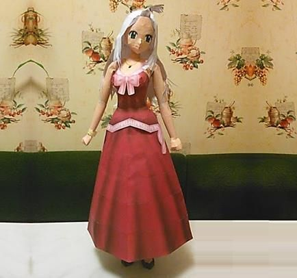 Mirajane Chibi Figure : Add interesting content and earn coins.